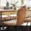 ラタン椅子 おしゃれなカフェチェア セール